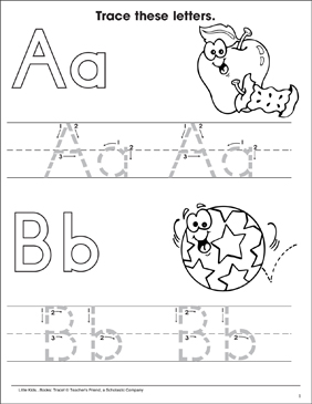 tracing skills tracing letters aa and bb printable skills sheets. Black Bedroom Furniture Sets. Home Design Ideas