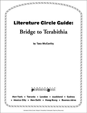 Bridge To Terabithia (Grade 5) - Free Printable Tests and ...