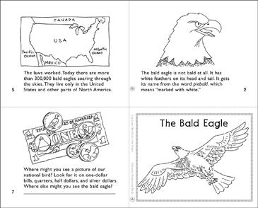 National Symbols | 3rd Grade Reading Comprehension Worksheet