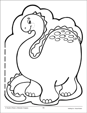 dinosaur clipart black and white.html