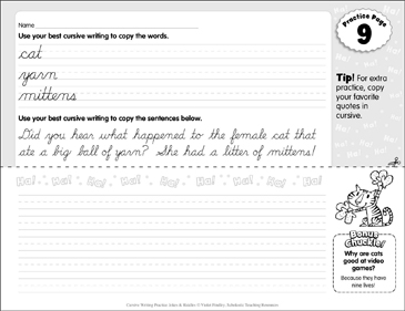 Handwriting Practice: Jokes &amp- Riddles, Grades K-2: 40  ...