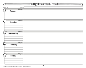 This is a photo of Critical Teachers Plan Book Printable