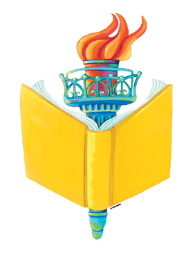 Statue Of Liberty Torch Clipart