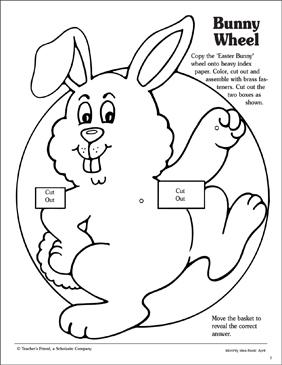 Bunny Wheel Pattern
