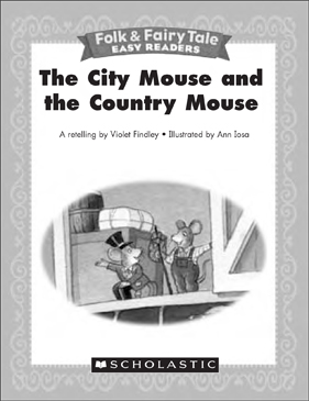 City Mouse U0026 Country Mouse: Mini Book U0026 Activities | Printable Graphic  Organizers And Mini Books  Printable T Chart
