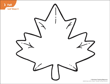 picture about Leaf Shapes Printable known as Leaf Form (Routine Functions) Printable Lesson Ideas
