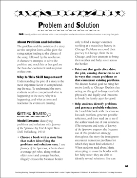 graphic about Problem Solution Graphic Organizer Printable titled Issue and Product: Leveled Picture Organizers for