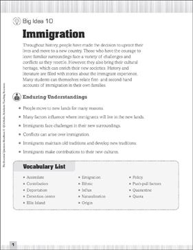 30 Days: Immigration&quot- Episode Video Worksheet by MyClassTech   TpT