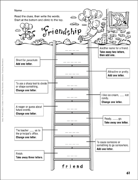 Social Skills: Problem Solving with a Friendship Intervention ...