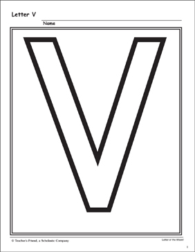 photo regarding Printable Letter Cards named The Letter Vv: Alphabet Packet Printable Flash Playing cards and