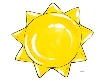 image about Printable Pictures of the Sun titled printable illustrations or photos of the sunshine -
