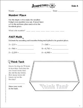 Independent practice grade 5 math jumpstart 18 printable skills independent practice grade 5 math jumpstart 18 ibookread Read Online