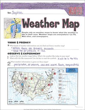 It's just a picture of Dynamite Weather Map Worksheets Printable
